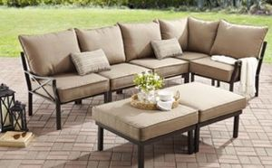 New!! Outdoor sectional, outdoor lounge furniture, patio furniture, outdoor sectional, outdoor seating for Sale in Phoenix, AZ