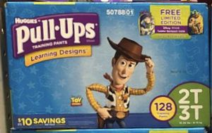 Huggies pull ups training pants for Sale in Houston, TX
