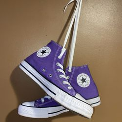 Purple High Top Converse for Sale in Philadelphia,  PA