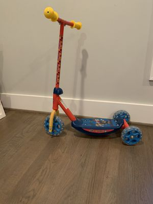 Paw patrol scooter for Sale in Rockville, MD