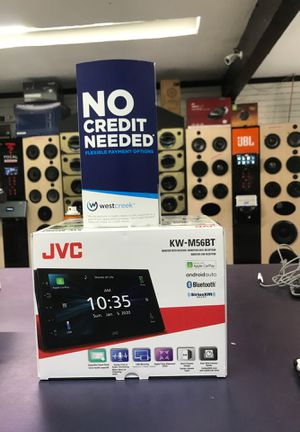 JVC monitor and receiver stereo for Sale in Seal Beach, CA