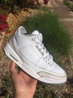 Jordan Retro 3s Pure Money for Sale in Tempe, AZ
