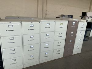 6 Filing Cabinets for Sale in Fresno, CA