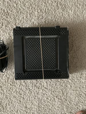 MOTOROLA MODEM/ROUTER SBG6580 for Sale in Lewis Center, OH