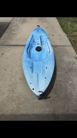 Kayak & Paddle for Sale in Ruskin, FL