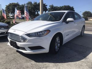 2017 ford fusion for only $500 downpayment out the door!!! for Sale in Winter Haven, FL