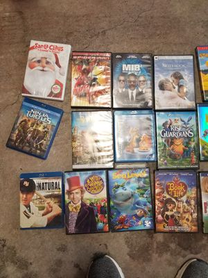 Kids movies for Sale in Santa Clara, CA