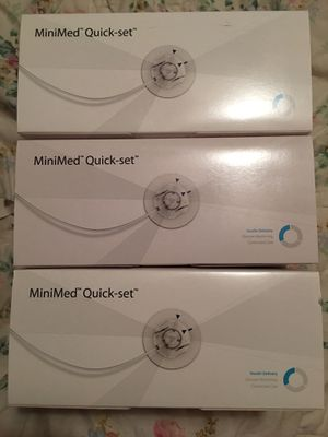 Medtronic Quick-set for Sale in Hastings, OK