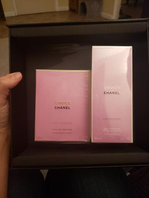 """""""Chanel"""" chance women's perfume set for Sale in National City, CA"""