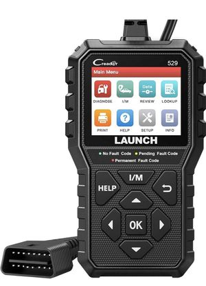 LAUNCH OBD2 Scanner CR529 Enhanced Universal Car Code Reader Auto Diagnostic Scan Tool with Full OBDII Functions DTC Lookup Check Engine Light for Al for Sale in Brooklyn, NY