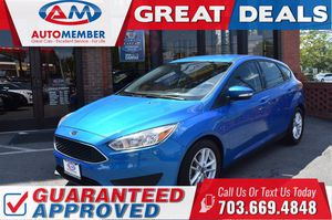 2017 Ford Focus for Sale in Leesburg, VA