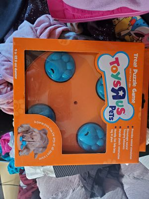 New treat puzzle game for Sale in Tacoma, WA