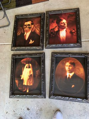 Halloween decorations for Sale in Madera, CA