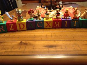 Alphabet fun blocks for Sale in Cleveland, OH