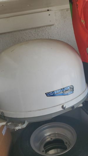 Winegard road trip mission RV motor home toy hauler satellite for Sale in San Diego, CA
