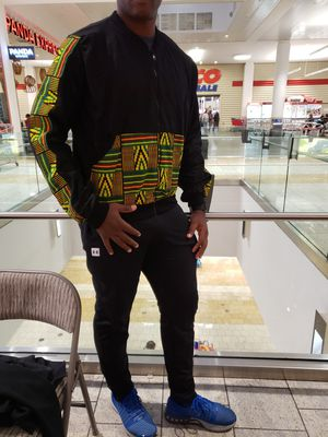 Ankara male and female bomber jacket for Sale in Millersville, MD