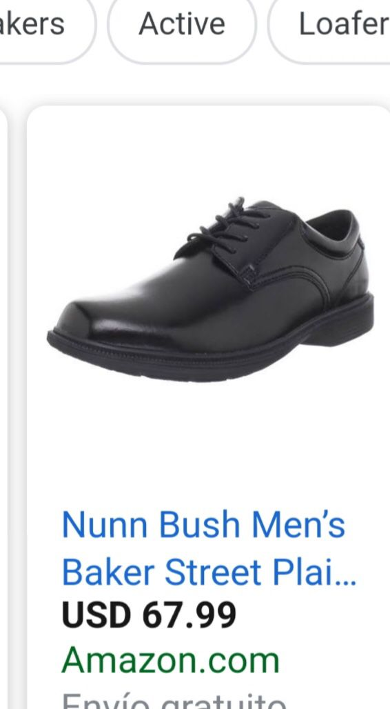Nunn bush men's dressing shoe