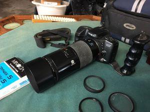 35mm film 🎞 Camera /and a canon digital camera for Sale in Cedar Park, TX