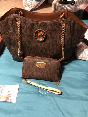 MK Purse and Wallet for Sale in Lawrenceville, GA
