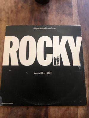 Rocky Soundtrack Vinyl record for Sale in Burbank, CA