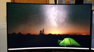 """DELL 32"""" LED CURVED QHD FREESYNC for Sale in Eugene, OR"""