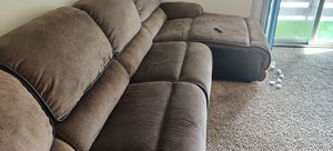 Sectional couch almost new for Sale in Denver, CO