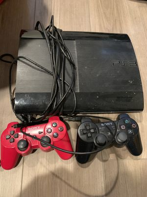 PS3+6 Games for Sale in Owings Mills, MD