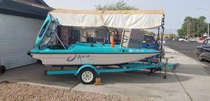 1993 Bayliner Jazz Jet Boat and Trailer for Sale in Las Vegas, NV