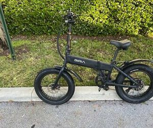 Electric Fold Up Bike BIRIA for Sale in Bell Gardens, CA