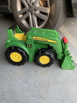 Toy John Deere Big Scoop Tractor for Sale in NEW PRT RCHY, FL