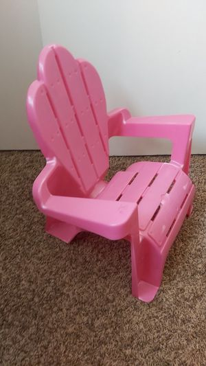 Pink Kid Chair for Sale in San Diego, CA