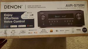 DENON AVR-S750H for Sale in Minot, ND