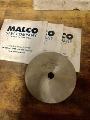 Malco slitting blades/Jewelers saw for Sale in Chester, SC