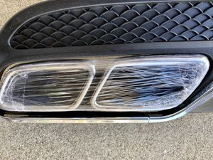 Mercedes Benz AMG Rear Diffuser for C-Class Sedan for Sale in Poway, CA