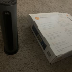 MG7310 8*4 343 Mbps DOCSIS 3.0 Cable modem plus N300 WiFi Router for Sale in Fort Lauderdale, FL
