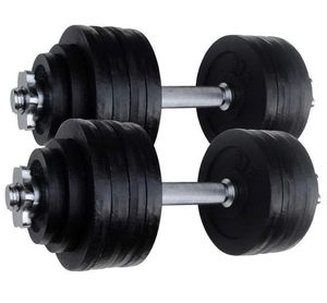 Brand New Two 52.5lbs Dumbbell Set for Sale in San Francisco, CA