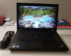 """Lenovo thinkpad t530, core i5, 15.6"""" display, Microsoft office for Sale in Irving, TX"""