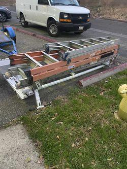 Adrian steal ladder rack for Sale in Los Angeles,  CA