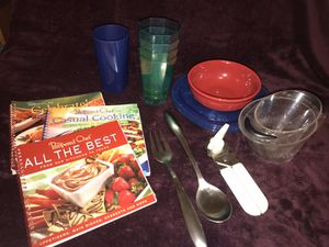 Pampered Chef Tupperware Kitchen Items! for Sale in Clovis, NM