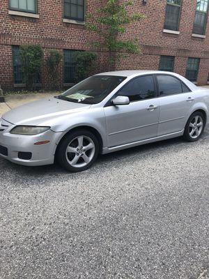 2008 Mazda Mazda6 for Sale in Baltimore, MD