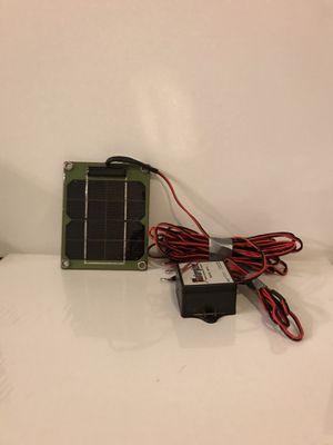 24V Solar Trickle charger for Sale in Chandler, AZ