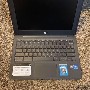 HP Chrome book for Sale in Phoenix, AZ