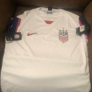 Nike USA Soccer 4 Star Stadium Jersey Mens XL White for Sale in Washington, DC