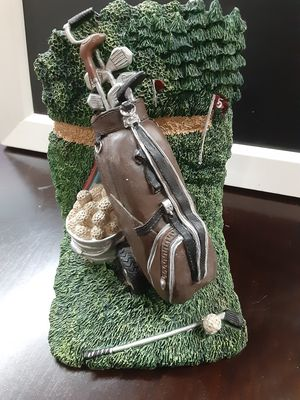 Golf Bookend for Sale in Lithonia, GA