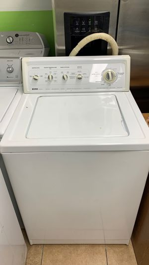 Washer kenmore / 90 days warranty / free delivery/ works perfectly/ lavadora kenmore for Sale in West Palm Beach, FL