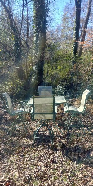 5 Pc Patio Furniture Set for Sale in Atlanta, GA