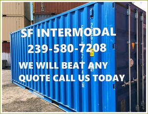 Storage containers for Sale in Miami, FL