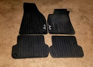 AudiA4 all weather floor mats for Sale in Silver Spring, MD