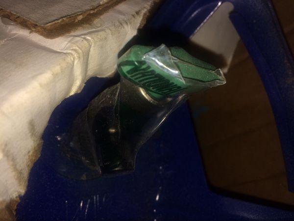 422 B Freon 25lb unopened bottle