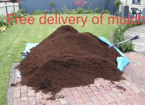 Lawn care and mulch delivery 🚚 for Sale in Arlington, VA